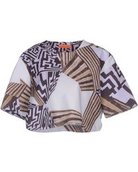 Manning Cartell Blouse - Lyst