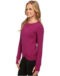 Brooks - Fly-by Sweatshirt - Lyst