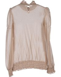 RED Valentino Blouse - Lyst