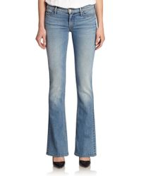 Mother The Runaway Flare Jeans - Lyst