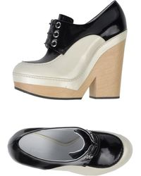 Jil Sander Lace-Up Shoes - Lyst