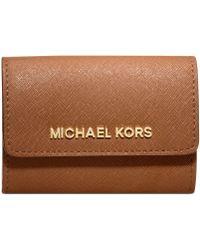 Michael Kors Michael Jet Set Travel Coin Purse - Lyst