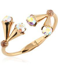 House Of Lavande Luna Bracelet gold - Lyst