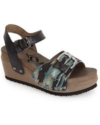 Otbt 'Danbury' Wedge Sandal - Lyst