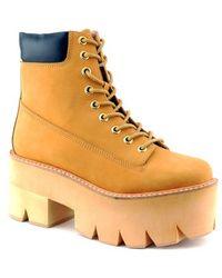 Jeffrey Campbell - Nirvana Boot - Lyst
