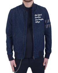 Diesel Black Gold Jacoby Jacket - Lyst