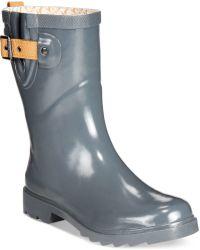 Chooka - Top Solid Mid Rain Boots - Lyst