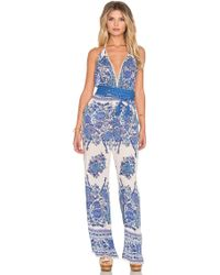 Spell & The Gypsy Collective - Hotel Paradiso Jumpsuit - Lyst