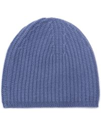 Denis Colomb - Ribbed-Knit Cashmere Beanie - Lyst