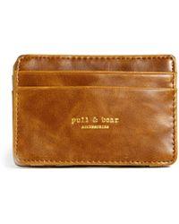 Pull&Bear - Card Holder - Lyst