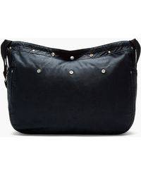 Junya Watanabe Navy Canvas Seil Marschall Edition Reversible Messenger Bag - Lyst