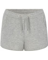 Zoe Karssen Loose Fit Sweat Shorts gray - Lyst