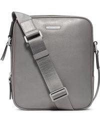 Michael Kors Warren Leather Small Flight Bag - Lyst