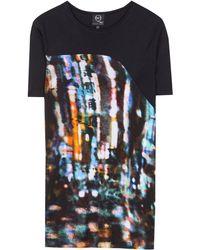 McQ by Alexander McQueen Printed T-shirt - Lyst