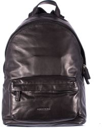 Givenchy Black Shine Leather Backpack - Lyst