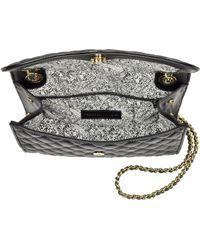 Rebecca Minkoff - Black Quilted Affair Shoulder Bag - Lyst
