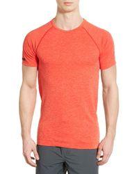 Rhone - 'fuse' Training T-shirt - Lyst