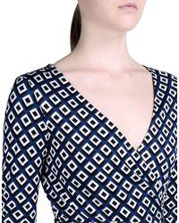 Diane von Furstenberg Long Sleeve T-Shirt - Lyst