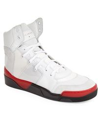 Marc Jacobs 'Chunky Mondey' High Top Sneaker - Lyst