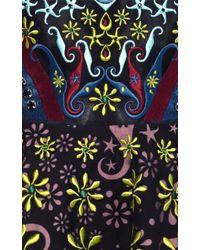 Holly Fulton - Kiki Embroidered Organza Circle Dress - Lyst