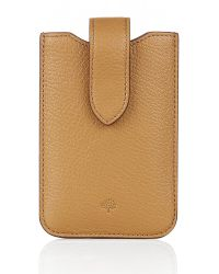Mulberry Glossy Goat Phone Cover - Lyst