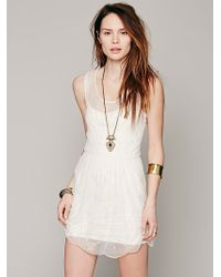 Free People Starry Night Slip - Lyst