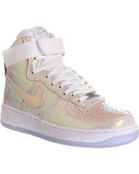 Nike Air Force 1 Hi Prm Wmns - Lyst