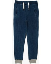 Native Youth Jogger Pants blue - Lyst