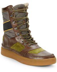 Alexander McQueen X Puma - Joust Boots - Lyst