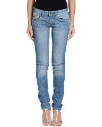 Calvin Klein Jeans | Denim Trousers | Lyst