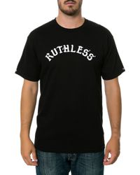 Crooks And Castles The Ruthless Tee - Lyst