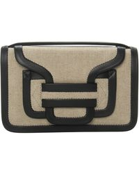 Pierre Hardy Alpha Canvas Clutch Alpha Canvas Clutch - Lyst