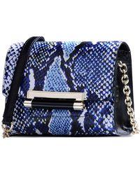 Diane von Furstenberg Small Leather Bag - Lyst