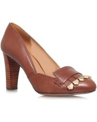Nine West Brown Captiva - Lyst