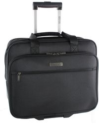 Kenneth Cole Reaction - The Wheel Thing Double Gusset Wheeled Computer Case - Lyst