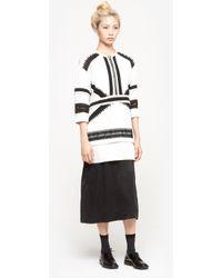 Iro White Athena Dress - Lyst