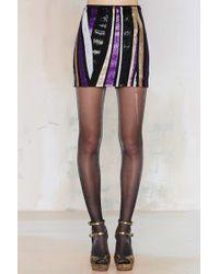 Nasty Gal | Love The Nightlife Sequin Skirt | Lyst