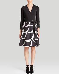 Diane Von Furstenberg Wrap Dress  Amelia - Lyst
