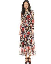 Rachel Comey Miramar Maxi Dress - Night - Lyst