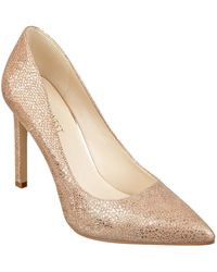 Nine West - Tatiana Leather Court Shoes - Lyst