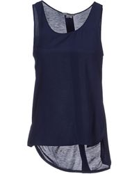 Vince Tank Top - Lyst