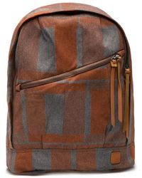 Folk | X Hobo Grey & Amber Backpack | Lyst