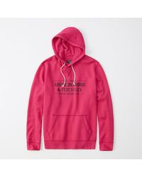 Abercrombie & Fitch - The A&f Heritage Hoodie - Lyst
