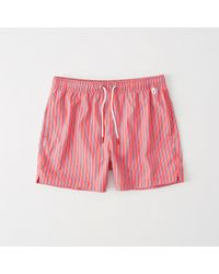 Abercrombie & Fitch - Classic Trunks - Lyst