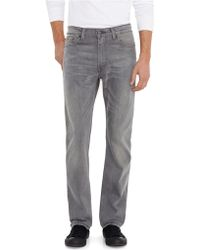 Levi's Slim Straight Fit 513 Express Jeans - Lyst