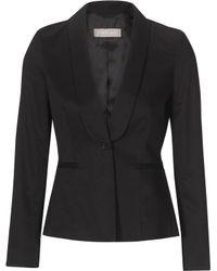 Stefanel Shawl Collar Jacket - Lyst