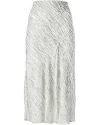 Jason Wu Beaded Embroidery Skirt - Lyst