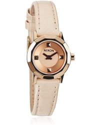 Nixon The Mini B Watch - Lyst