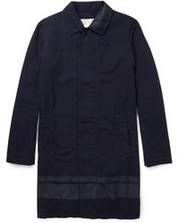 Remi Relief Cotton and Wool-blend Coat - Lyst