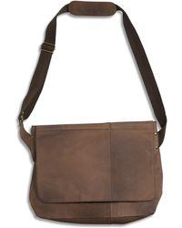 Alternative Apparel - Carmel Leather Bag - Lyst